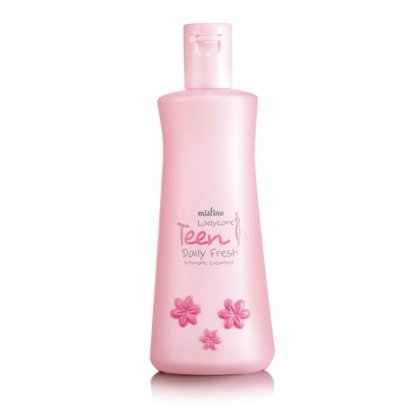 Mistine Lady Care Teen Daily Fresh Intimate Cleanser 200 ml.