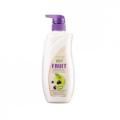 Mistine Natural Beauty Fruit Essence Shower Cream 480 ml.