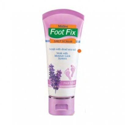 Mistine Foot Fix Salt Scrub 50g.