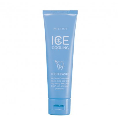 Mistine Ice Cooling Toothpaste 100 g.