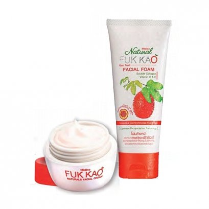 Mistine Natural Fuk Kao Facial Series