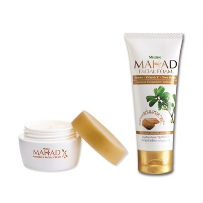 ผลิตภัณฑ์ดูแลผิวหน้า มิสทีน มะหาด Mistine Natural Mahad Facial Series