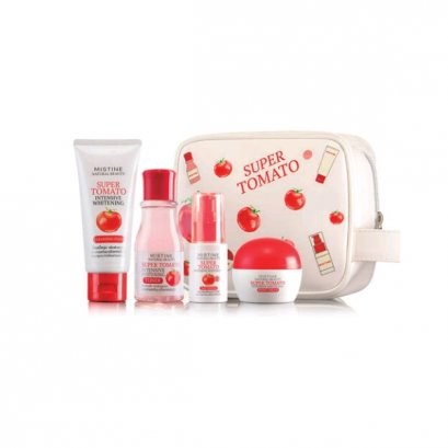 Mistine Natural Beauty Super Tomato Intensive Whitening Series