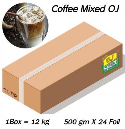 Coffee Mixed Beverage Powder