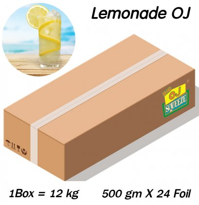 Lemon Beverage Powder