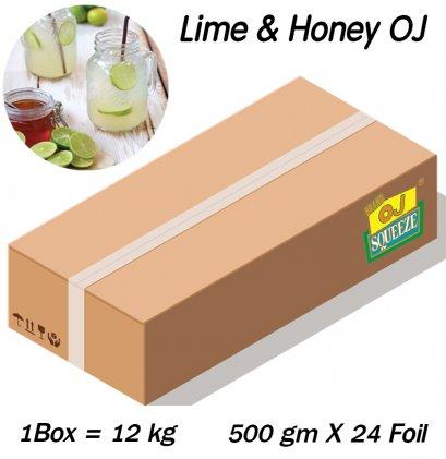 Lime & Honey Beverage Powder