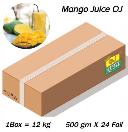 Mango Beverage Powder