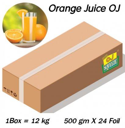 น้ำส้มผงสำเร็จรูป