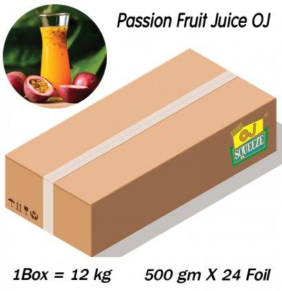 Passionfruit Beverage Powder