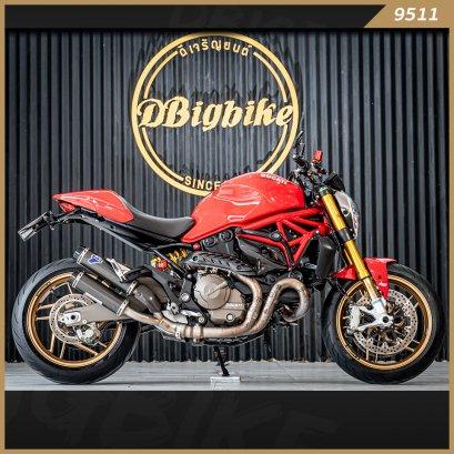 Ducati Monster M821 Performance