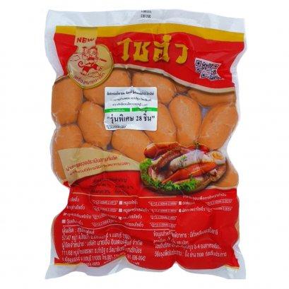 ไส้กรอกพริกไทดำไซอิ๋ว 30 ชิ้น / 1000 กรัม