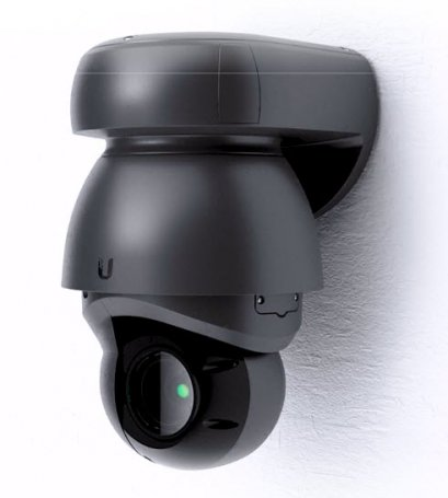 UVC-G4-PTZ UniFi Protect G4 PTZ 22x optical zoom 4K, 24 FPS video streaming IR LED night vision