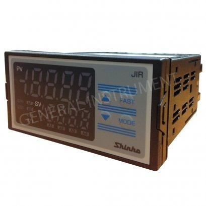 เครื่องวัดอุณหภูมิติดแผง JIR-301-M, BK, C5,TA(0-20)