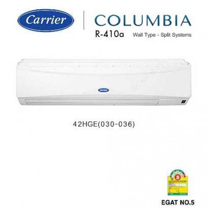 Carrier แอร์แคเรียร์ เครื่องปรับอากาศแบบติดผนัง