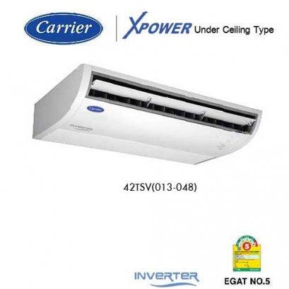 แอร์แคเรียร์ เครื่องปรับอากาศแขวนใต้ฝ้า อินเวอร์เตอร์ Carrier Inverter