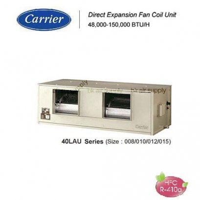แอร์แคเรียร์ เครื่องปรับอากาศแบบต่อท่อลม มี casing Carrier