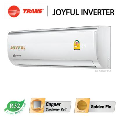 Joyful Inverter Trane แอร์เทรน แบบติดผนัง อินเวอร์เตอร์ (R32)