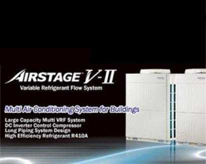 VRF ระบบปรับอากาศประหยัดพลังงานแห่งอนาคต