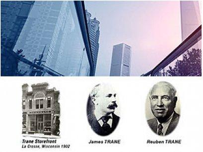 บริษัท เทรน (ประเทศไทย) จำกัด ประวัติและความเป็นมา