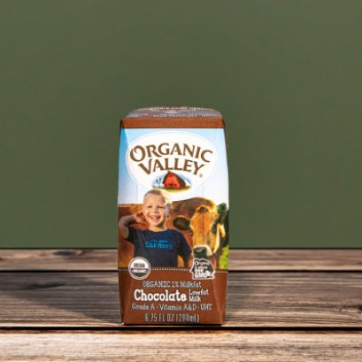ออร์แกนิก วัลเลย์ นมออร์แกนิกยูเอชที รสช็อกโกแลต โลว์แฟต (1%) 200มล.x3 กล่อง