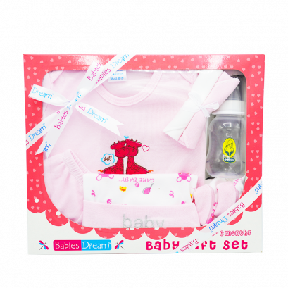 Babies Dream 7 Pieces Octagonal gift set