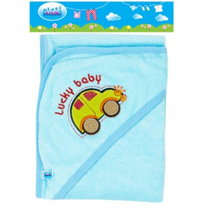 Hooded Terry towel
