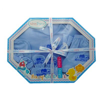 8 Pcs Octagonal Gift Set
