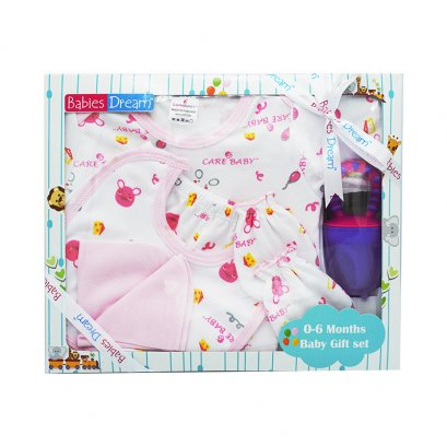 Babies Dream 6 Pieces Octagonal gift set