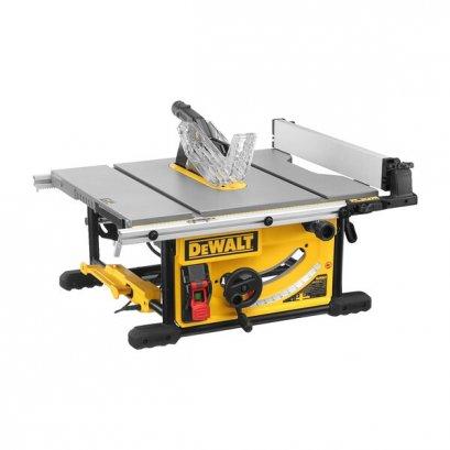 """โต๊ะแท่นเลื่อยไฟฟ้า 10"""" 2,000W DeWALT DWE7492"""