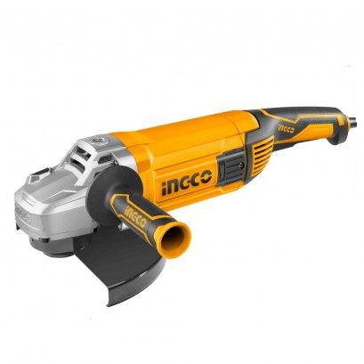 """เครื่องเจียร์ 7"""" INGCO AG24008 2,400W"""