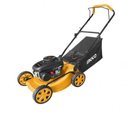"""รถเข็นตัดหญ้า 18"""" INGCO GLM141181 ( Gasoline Lawn Mower )"""