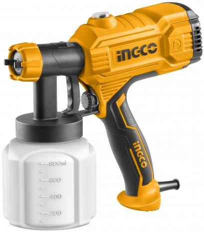 กาพ่นสีไฟฟ้า INGCO SPG3508 350W