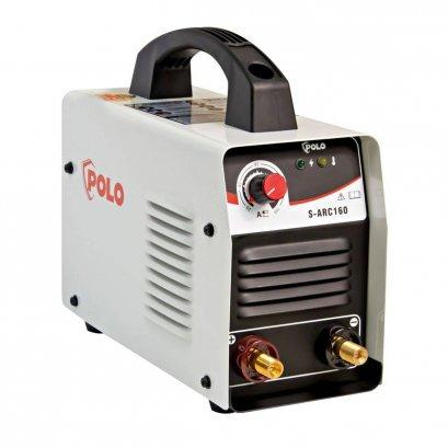 เครื่องเชื่อมไฟฟ้า MMA POLO S-ARC160 (IGBT)