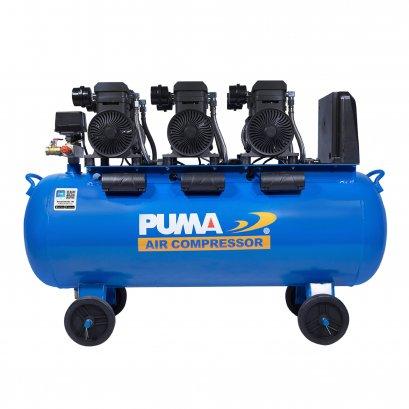 ปั๊มลม Oil free PUMA FORCE-120 1450W.x3