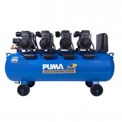 ปั๊มลม Oil free PUMA FORCE-160 1450W.x4