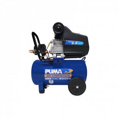 ปั๊มลมระบบขับตรง ถัง 25 ลิตร PUMA CX-2525 2.5HP