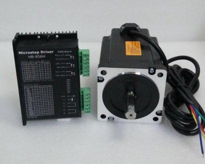 Set Stepper 4.5 Nm