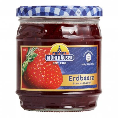 Muhlhauuser Jam - Strawbery