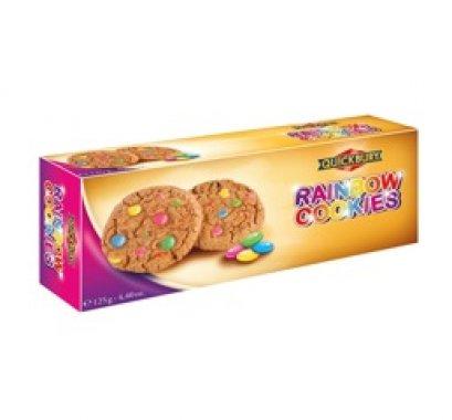 Ouickbury Rainbow Cookies