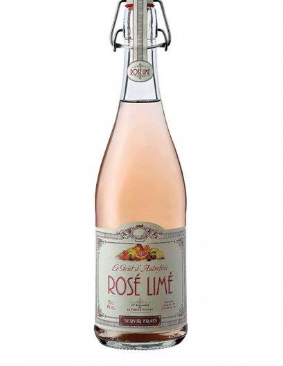 France Sparkling - Rosé  Limé