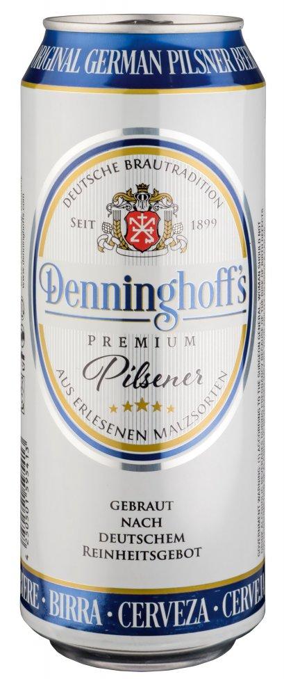 Denninghoff's Beer - Pilsner Beer