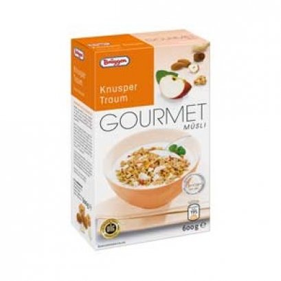 Gourmet Crunch Dream Muesli