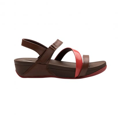 Brown-Red Sling Sport