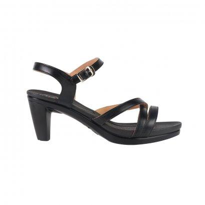 Black X High Heel