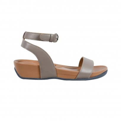 Grey Ankle Strap Anti-B