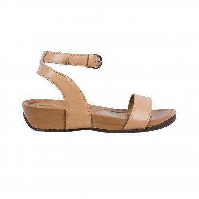 Brown Ankle Strap Anti-B