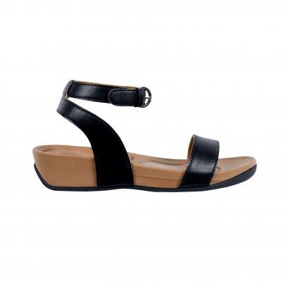 Black Ankle Strap Anti-B