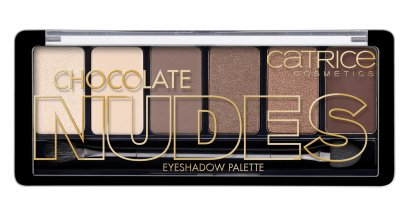 Catrice Chocolate Nudes Eyeshadow Palette 010