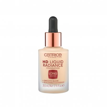 Catrice HD Liquid Radiance Foundation 010