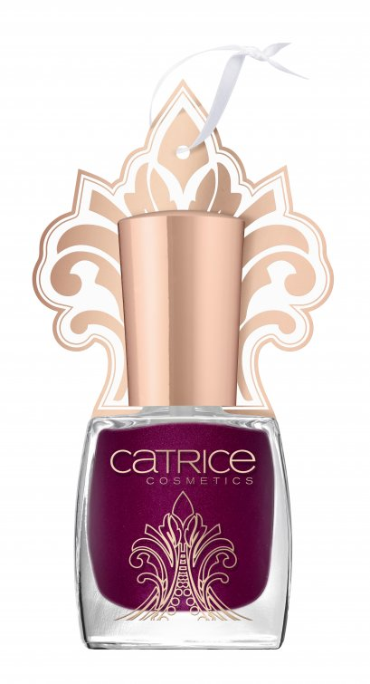 Catrice Victorian Poetry Satin Matt Nail Lacquer C01